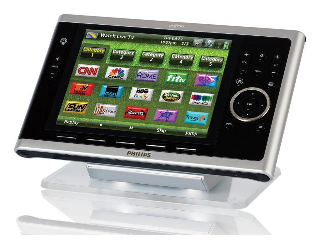 Controle remoto Pronto, criação da Philips (1999)