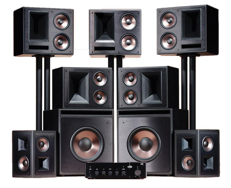 Sistema de caixas acústicas certificadas THX (2002)
