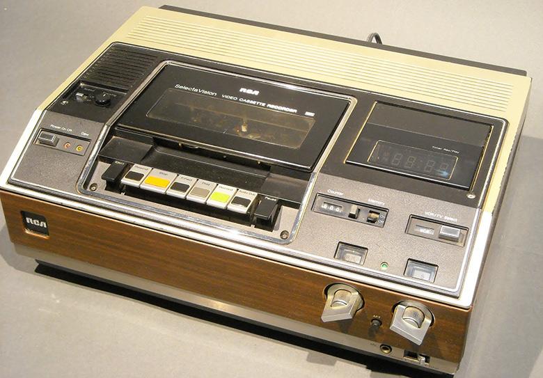 VCR-RCA