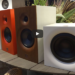 Conheça as caixas Magna com acabamento em couro especial
